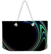 Magnetic Forces Weekender Tote Bag