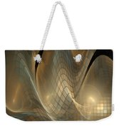 Magnetic Sand Fields Weekender Tote Bag