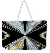 Magnetism 2 Weekender Tote Bag by Will Borden