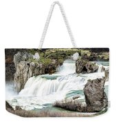 Magnificence Of Shoshone Falls Weekender Tote Bag