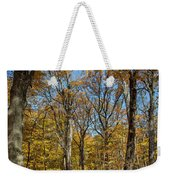 Magnificent Maples Weekender Tote Bag