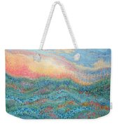 Magnificent Sunset Weekender Tote Bag