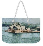 Magnificent Sydney Opera House Weekender Tote Bag