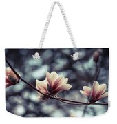 Magnolia Blossom 2 Weekender Tote Bag