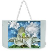 Magnolia Dreams Weekender Tote Bag
