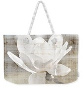 Magnolia Flower Weekender Tote Bag by Elena Elisseeva