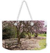 Magnolia Garden 7019 Weekender Tote Bag