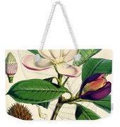 Magnolia Hodgsonii Weekender Tote Bag