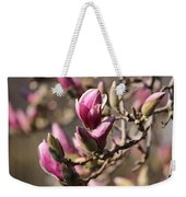 Magnolia In Bloom Weekender Tote Bag