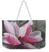 Magnolia In Shadow Weekender Tote Bag