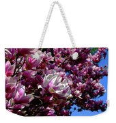 Magnolia In Spring Weekender Tote Bag