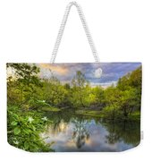 Magnolia Overlook Weekender Tote Bag