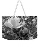 Magnolias In Spring Weekender Tote Bag