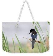Magpie Weekender Tote Bag