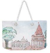 Mahakaleshwar Jyotirlinga Weekender Tote Bag