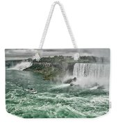 Maid Of The Mist 8971 Weekender Tote Bag