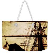 Maiden Voyage Weekender Tote Bag