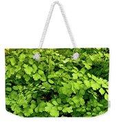 Maidenhair Fern Weekender Tote Bag