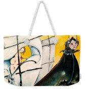 Maiden's Voyage Weekender Tote Bag