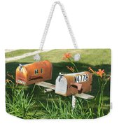 Mail Boxes  Weekender Tote Bag