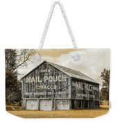 Mail Pouch Barn - Us 30 #3 Weekender Tote Bag
