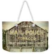 Mail Pouch Barn - Us 30 #7 Weekender Tote Bag