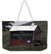 Mail Pouch Tobacco Barn Weekender Tote Bag