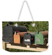 Mail Seakers Weekender Tote Bag