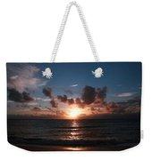 Ma'ili Sunset Weekender Tote Bag
