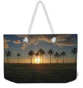 Maili Sunset Weekender Tote Bag