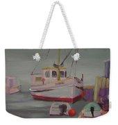 Main Boat 1 Weekender Tote Bag