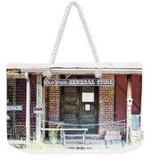 Main Street For Sale Weekender Tote Bag
