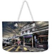 Main Street Jive Weekender Tote Bag