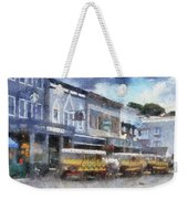 Main Street Mackinac Island Michigan Pa 04 Weekender Tote Bag