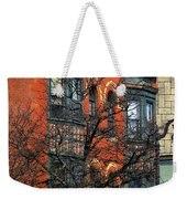 Main Street Middletown On A Sunny Spring Day Weekender Tote Bag