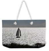 maine 44 Sailboat Weekender Tote Bag