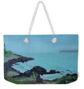 Maine Coast 1 Weekender Tote Bag