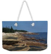 Maine Coast Weekender Tote Bag