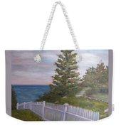 Maine Coast Weekender Tote Bag