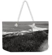 Maine Contemplation Weekender Tote Bag