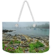 Maine Cove Weekender Tote Bag