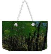 Maine Forest Weekender Tote Bag