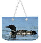 Maine Loon Weekender Tote Bag
