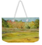 Maine Marsh Weekender Tote Bag