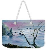 Maine Seawatch Weekender Tote Bag