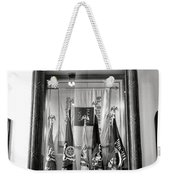 Maine State Capitol Hall Of Flags Modern Conflicts Display Case Weekender Tote Bag