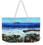 Maine Tidal Pool Weekender Tote Bag