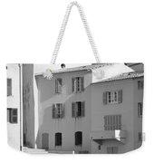 Maisons Sur Le Bord De La Mer A Saint - Tropez Weekender Tote Bag