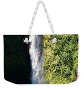 Majestic Akaka Falls Weekender Tote Bag