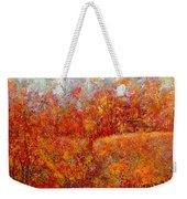 Majestic Autumn Weekender Tote Bag